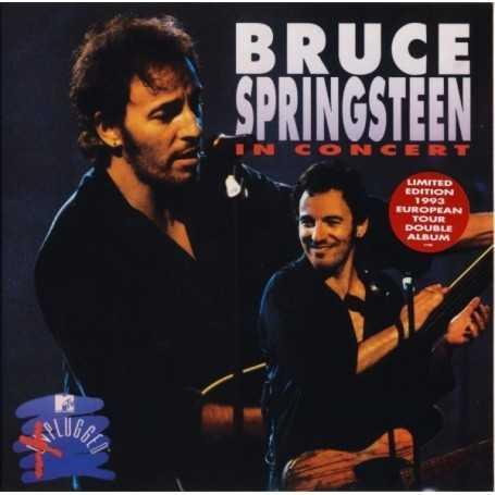 Bruce Springsteen - In Concert / MTV Unplugged [Vinilo]