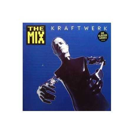 Kraftwerk - The Mix [Vinilo]