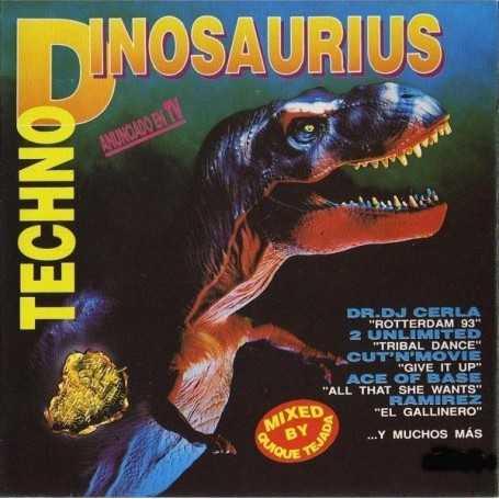 Techno Dinosaurius [Vinilo]
