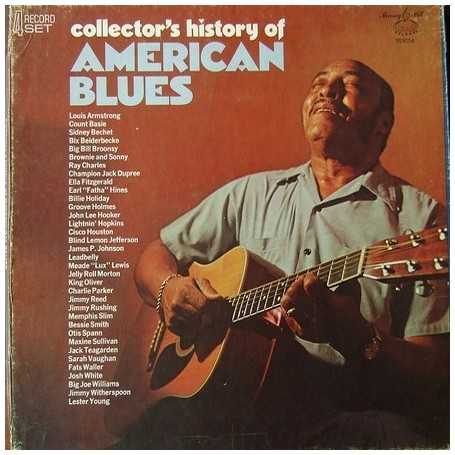 Collector's history of american blues [Vinilo]