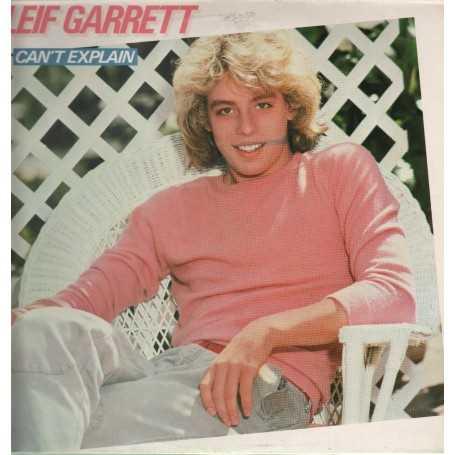 Leif Garrett  - Can't explain [Vinilo]