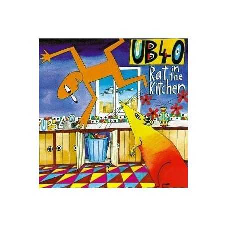 UB40 - Rat in the kitchen [Vinilo]