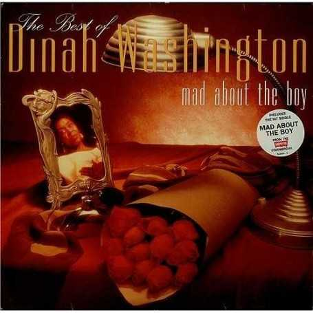 Dinah Washington - The Best Of - Mad About The Boy [Vinilo]