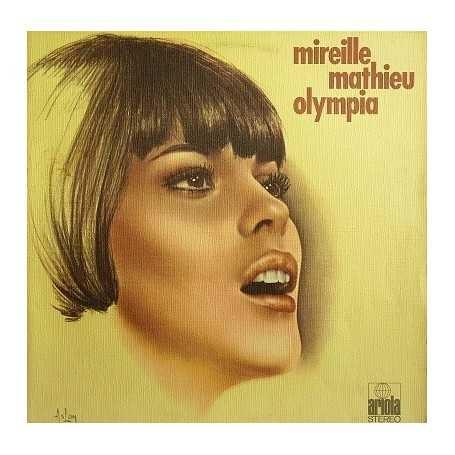 Mireille Mathieu - Olympia [Vinilo]