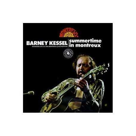 Barney Kessel - Summertime in Montreux [Vinilo]