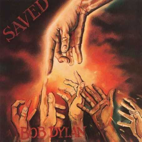 Bob Dylan - Saved [Vinilo]