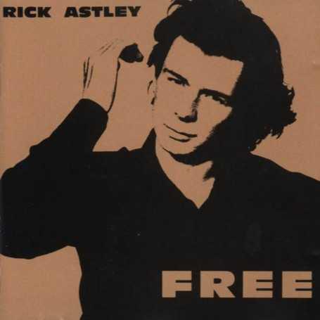 Rick Astley - Free [Vinilo]