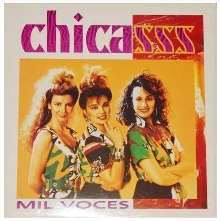 Chicasss - Mil voces [Vinilo]