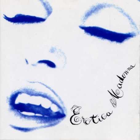 Madonna - Erotica [Vinilo]