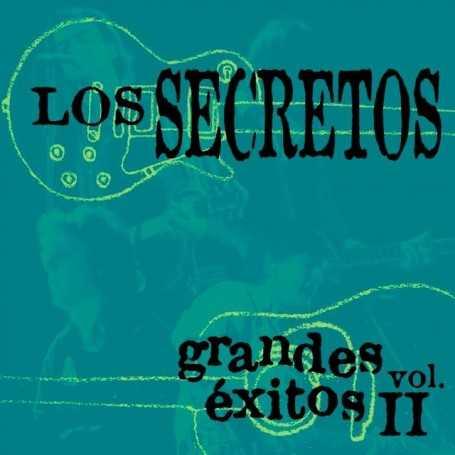 Los Secretos - Grandes exitos Vol. I - II  [Vinilo]