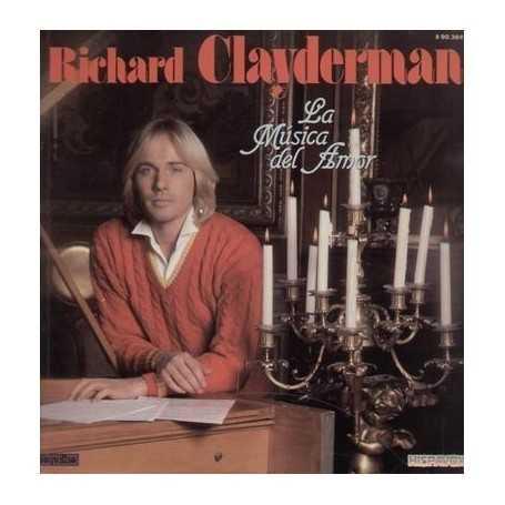 Richard Clayderman - La musica del amor [Vinilo]