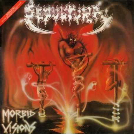 Sepultura - Morbid visions [Vinilo]