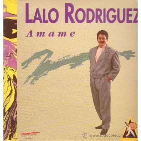 Lalo Rodríguez - Amame [Vinilo]