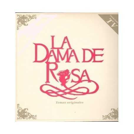 La dama de rosa [Vinilo]