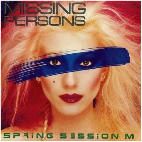 Missing persons - Spring sessions M [Vinilo]