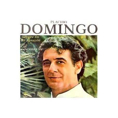 Placido Domingo - Siempre en mi corazon [Vinilo]