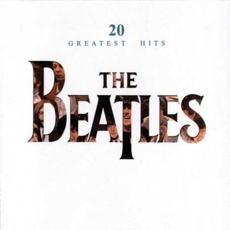 The beatles - 20 Greatest Hits [Vinilo]