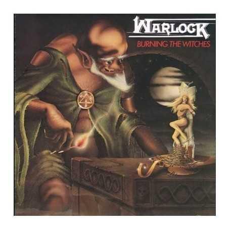 Warlock - Burning the witches [Vinilo]
