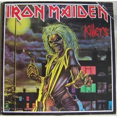 Iron Maiden - Killers [Vinilo]