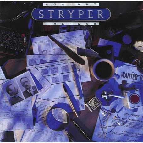 Stryper - Against the law [Vinilo]