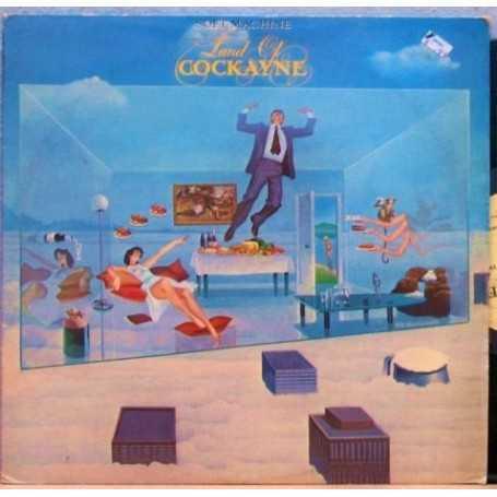 Soft Machine - Land Of Cockayne [Vinilo]