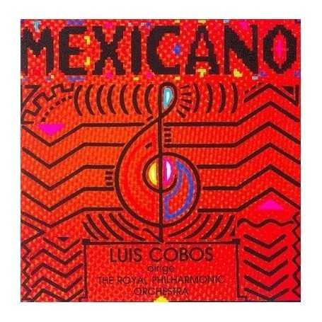 Luis Cobos - Mexicano [Vinilo]