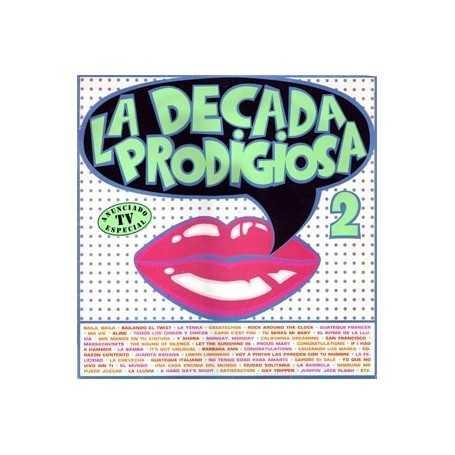 La decada prodigiosa - La Década Prodigiosa II [Vinilo]