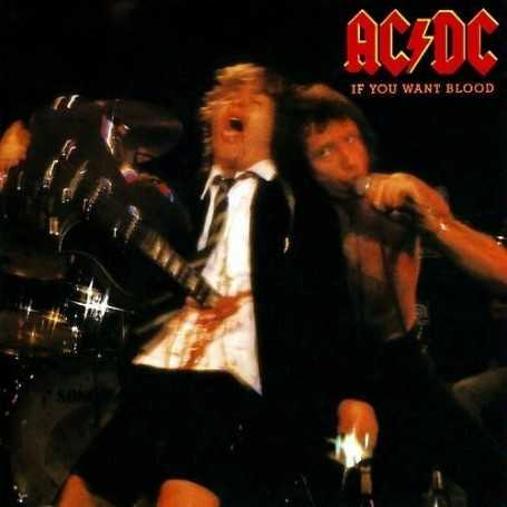 AC/DC - If you want blood you' ve got it [Vinilo]