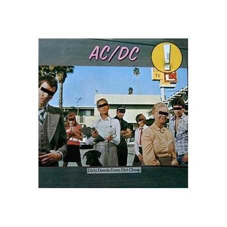AC/DC - Dirty deeds done dirt cheap [Vinilo]