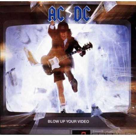AC/DC - Blow up your video [Vinilo]
