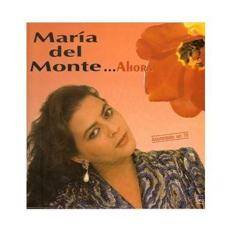 Maria del Monte - Ahora [Vinilo]