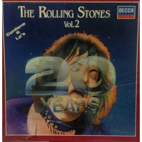 The rolling Stones - The Rolling Stones 20 Years Vol.2 [Box Set Vinilo]