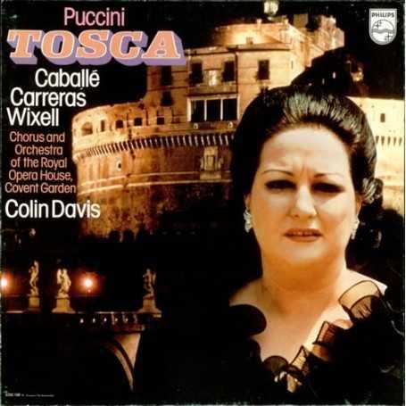Puccini - Tosca (Colin Davis) [Box Set Vinilo]