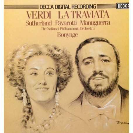 Verdi - La traviata  [Box Set Vinilo]