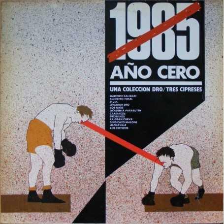 1985 Ano cero [Vinilo]