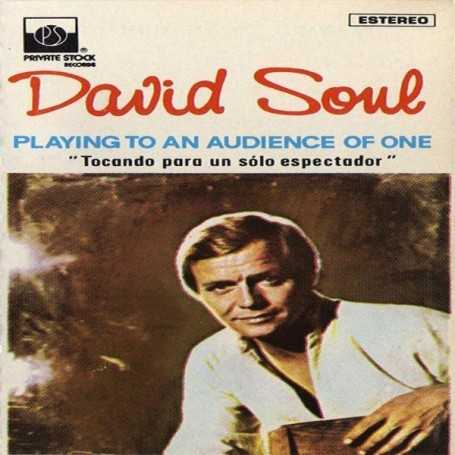David Soul - Playing To An Audience Of One [Vinilo]