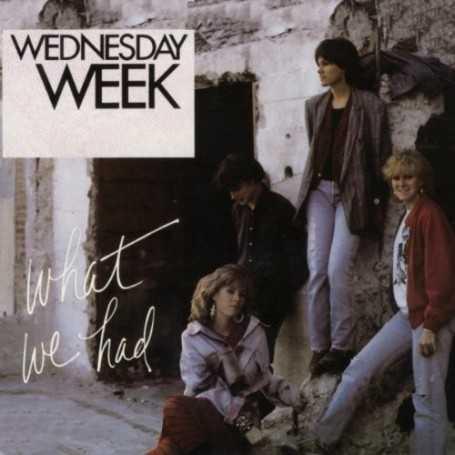Wednesday week - What we had [Vinilo]