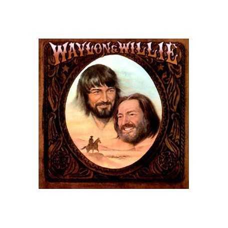 Waylon & Willie - Waylon & Willie [Vinilo]