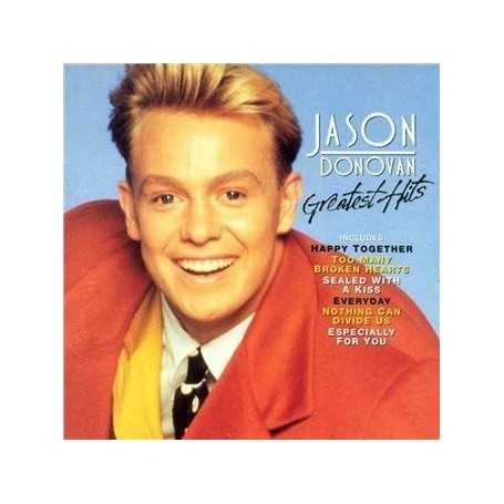 Jason Donovan - Greatest Hits [Vinilo]