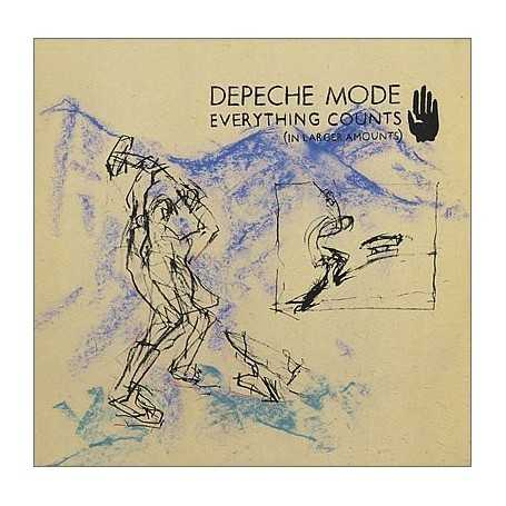 Depeche mode - Everything counts (in large amounts) [Vinilo]