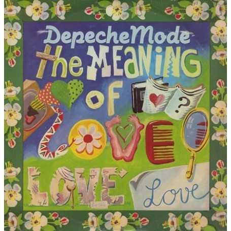 Depeche mode - The meaning of love [Vinilo]