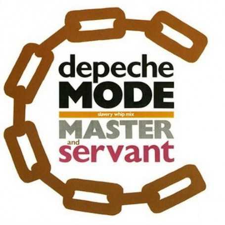 Depeche mode - Master and Servant [Vinilo]