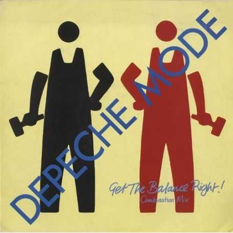 Depeche mode - Get the balance right [Vinilo]