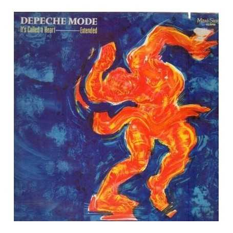 Depeche mode -  It's Called A Heart (Extended) [Vinilo]