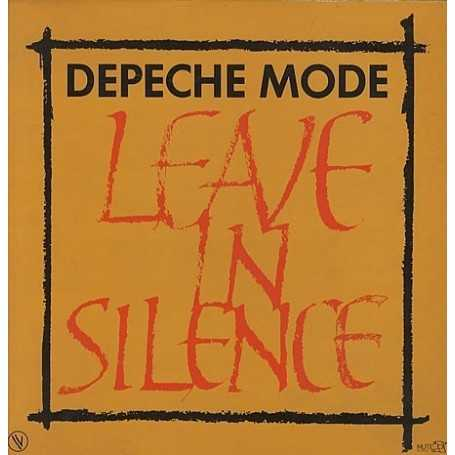 Depeche mode - Leave in silence [Vinilo]