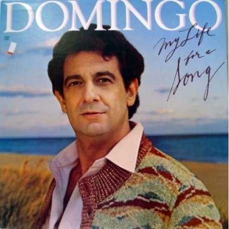 Placido Domingo - My life for a song [Vinilo]