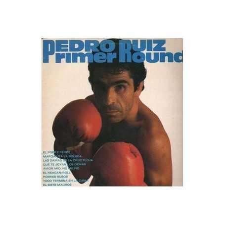 Pedro Ruiz - Primer Round [Vinilo]