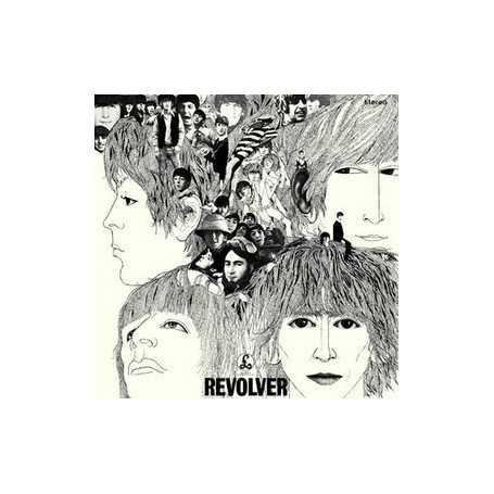 The beatles - Revolver [Vinilo]