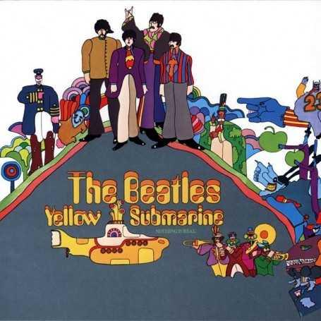 The beatles - Yellow Submarine [Vinilo]