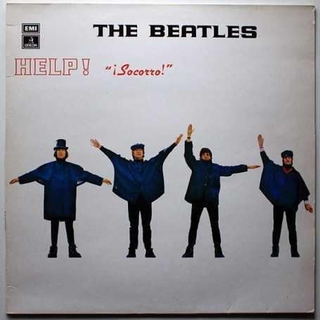 The beatles - Help [Vinilo]